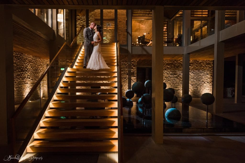 An amazing couple at one of the most amazing wedding venues in Cyprus, Image taken by Alexandru Macelaru the Cyprus wedding photographer