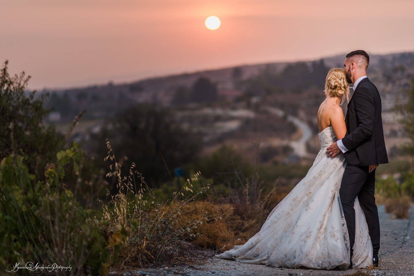 sublime moment captured by Cyprus wedding photographer Alexandru Macelaru