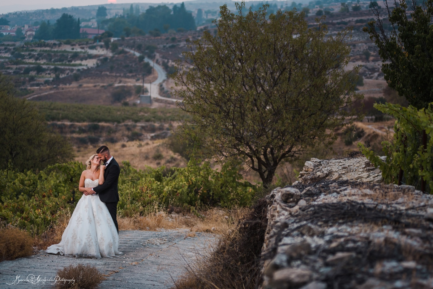 Great wedding photography in Cyprus