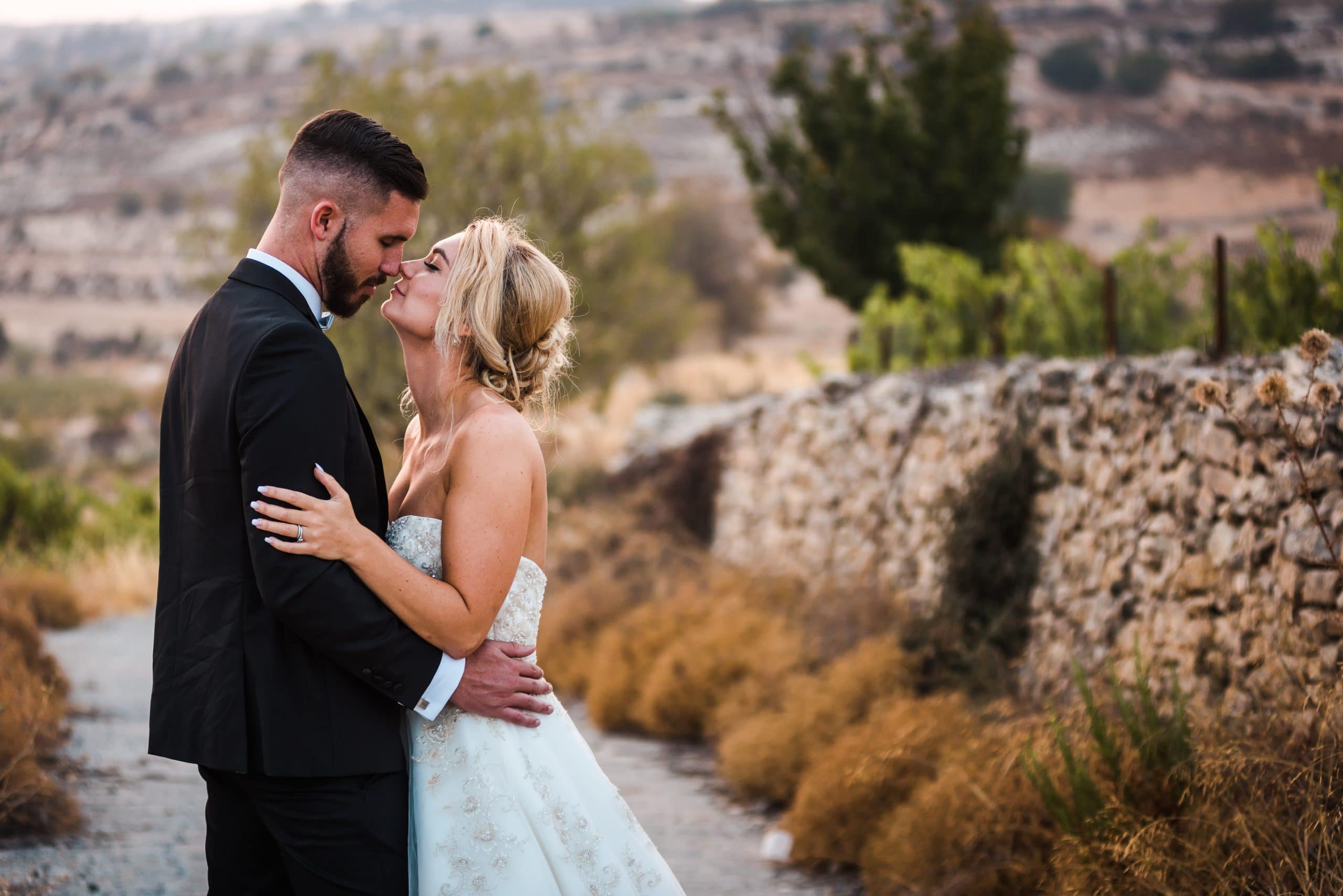 Wedding photography in Troodos mountains
