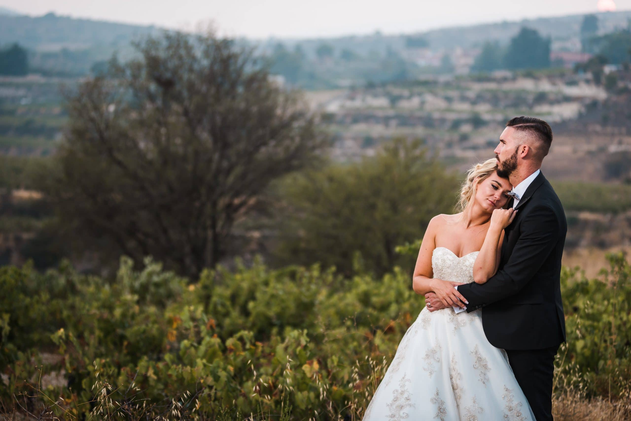 Wedding photography in Troodos Special moment