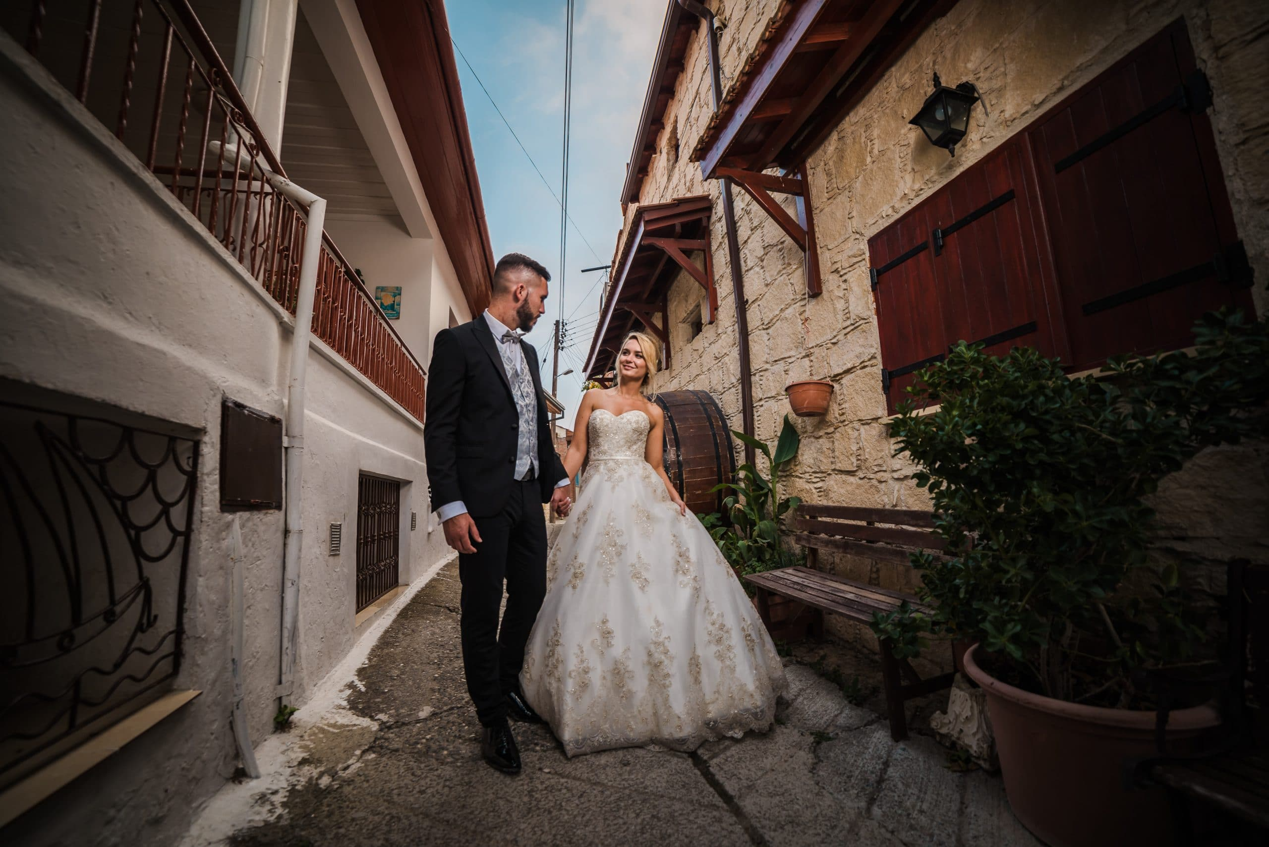 Wedding photography in Troodos with Amy and Matt - By Alexandru Macelaru