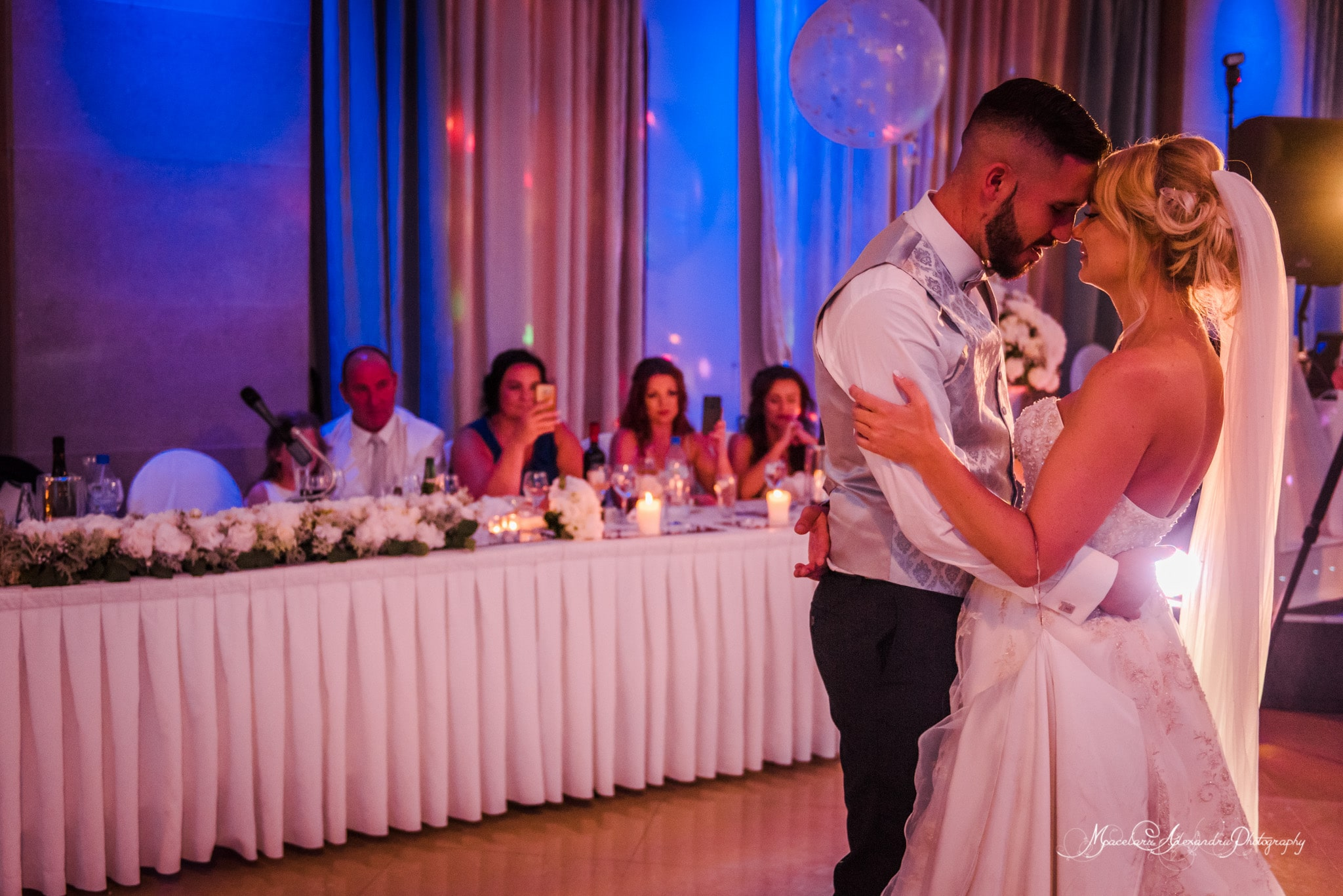 Wedding photography in Paphos - first Dance