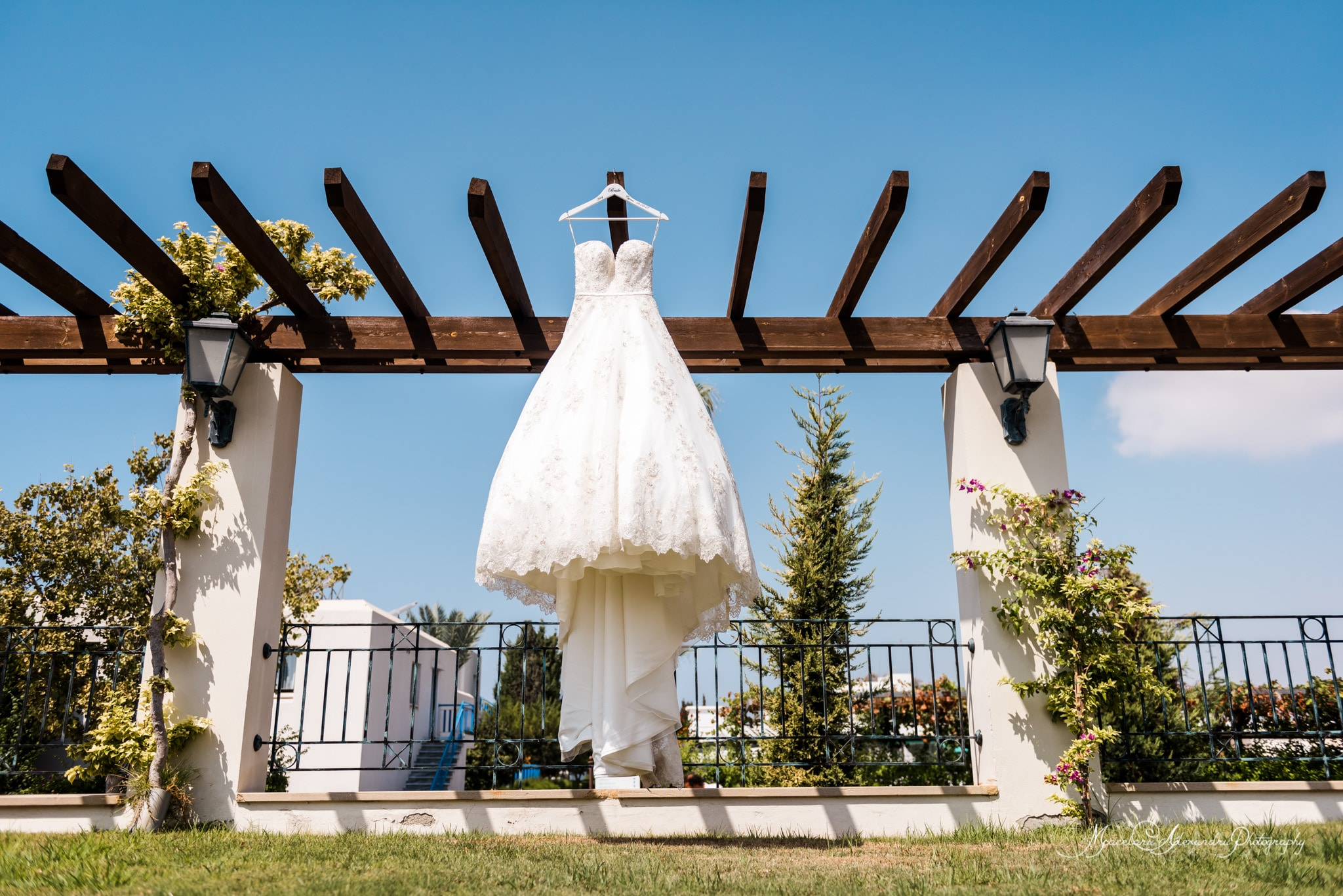 Wedding photography in Paphos - Aliathon Village