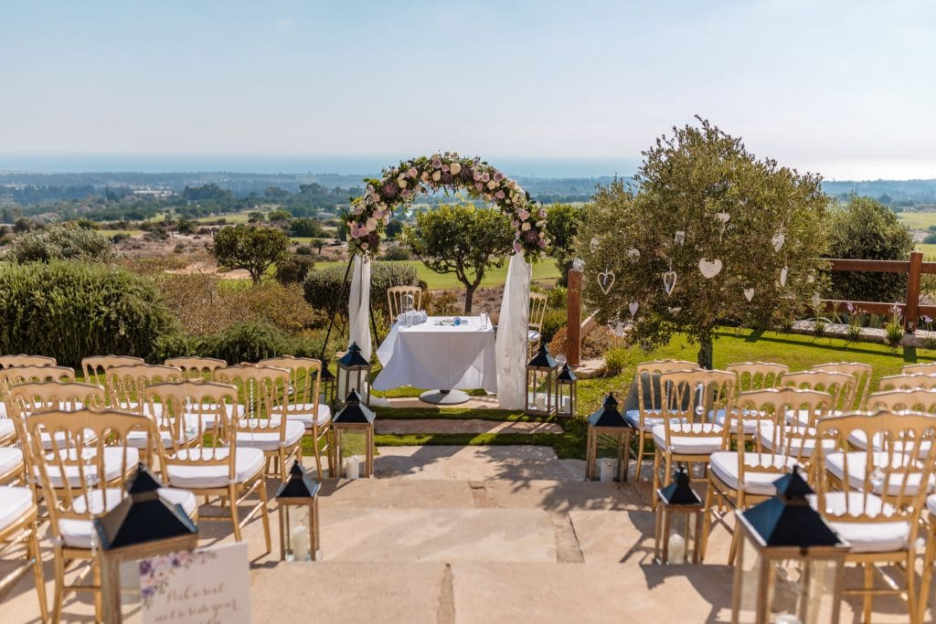 Elea Estate Ceremony Place - Wedding photographer at Elea Estate